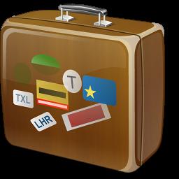 Чемодан или дорожная сумка